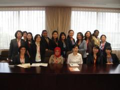 13. Lecture by Ms. Kyoko Ichikawa, Counselor for Gender Equality Bureau at the Gender Equality Bureau, Cabinet Office